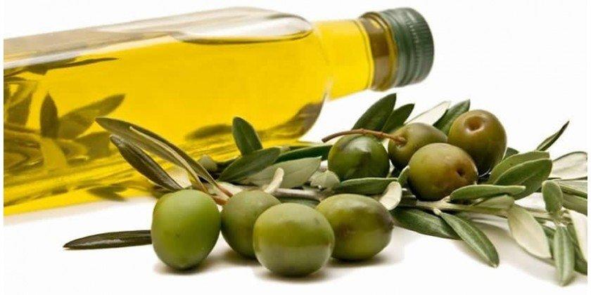 olio d'oliva extravergine estratto a freddo