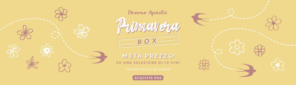 BOX PRIMAVERA